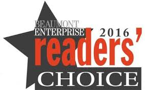 Readers Choice 2016 logo