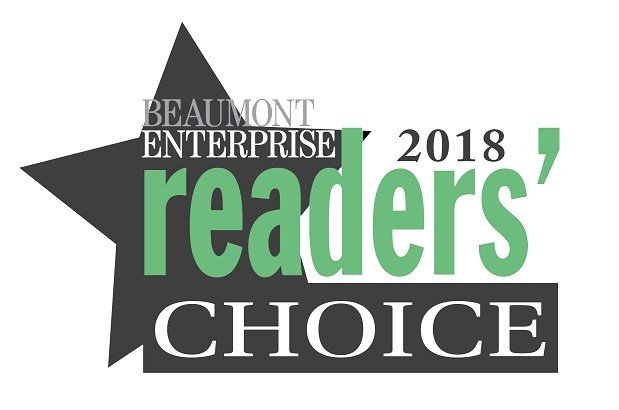 Readers Choice 2018 logo